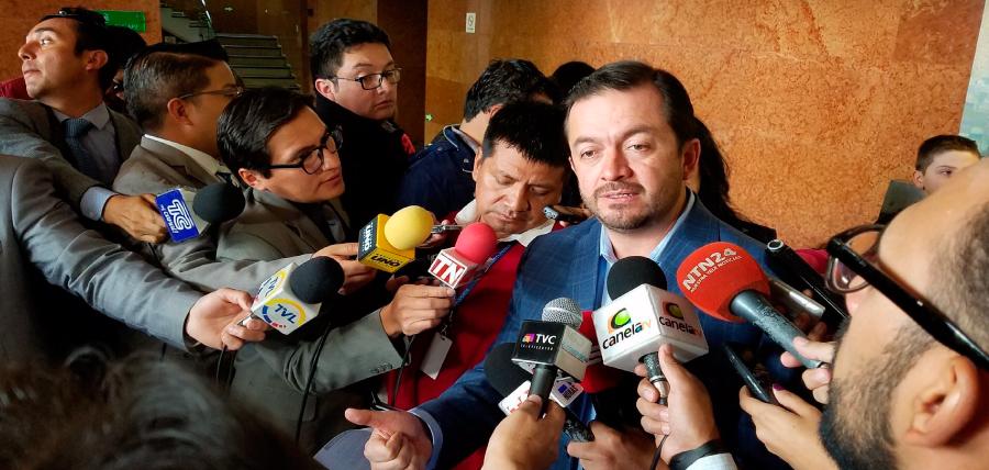 CREO solicitó al CAL que remita expediente de Juicio Político a la CC