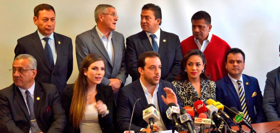Bloque de CREO exige Moreno que pida la renuncia de Glas
