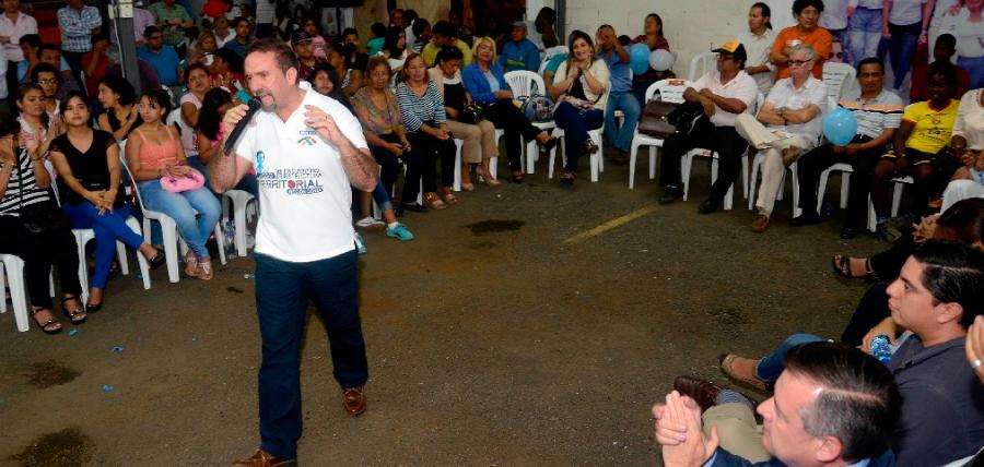 Guayas se suma al fortalecimiento de CREO