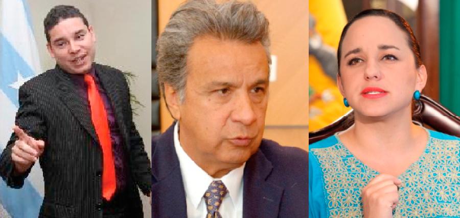 Ministro pide renuncia de Glas. AP pide la renuncia de Ministro y el Ecuador sigue en crisis