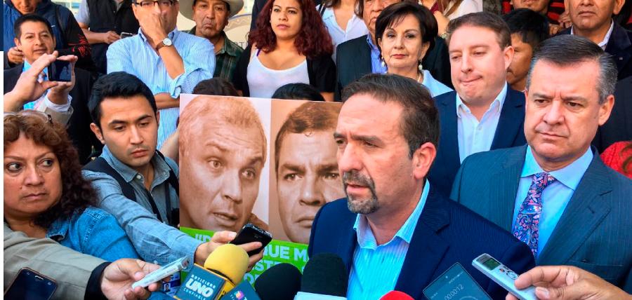«Art. 296 : Glas debe perder su cargo por pruebas que revelan aportes de Odebrecht a su campaña»