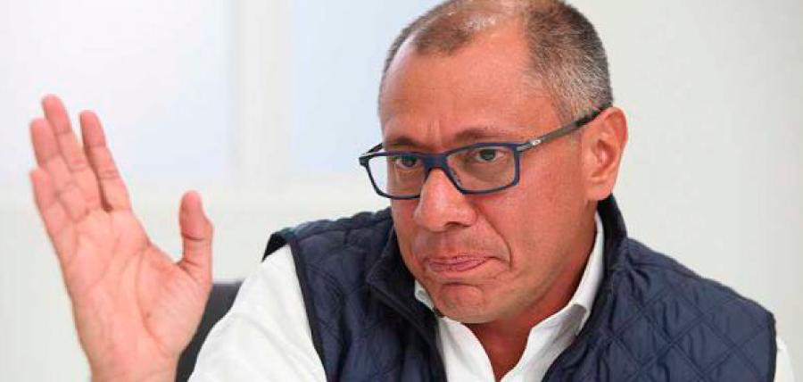 La solicitud de dinero a Odebrecht para la campaña de Alianza País, considerado por la Fiscal como prueba en contra de Glas
