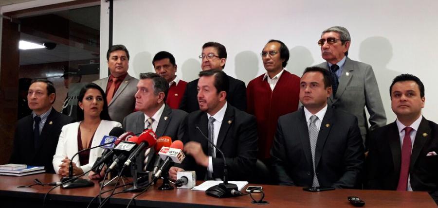 Villamar: a Glas se lo quiere condenar por un delito menor y no por peculado