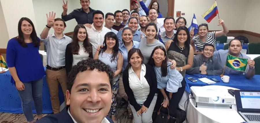 CREO participa en encuentro de Juventudes de los Partidos Latinoamericanos