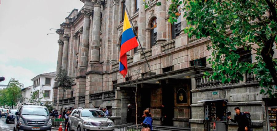 Vicepresidencia sin funciones cuesta $373.000 mensuales a los ecuatorianos