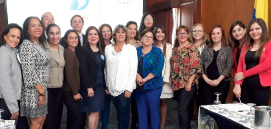 CREO asiste al encuentro latinoamericano sobre empoderamiento de la mujer y equidad de género