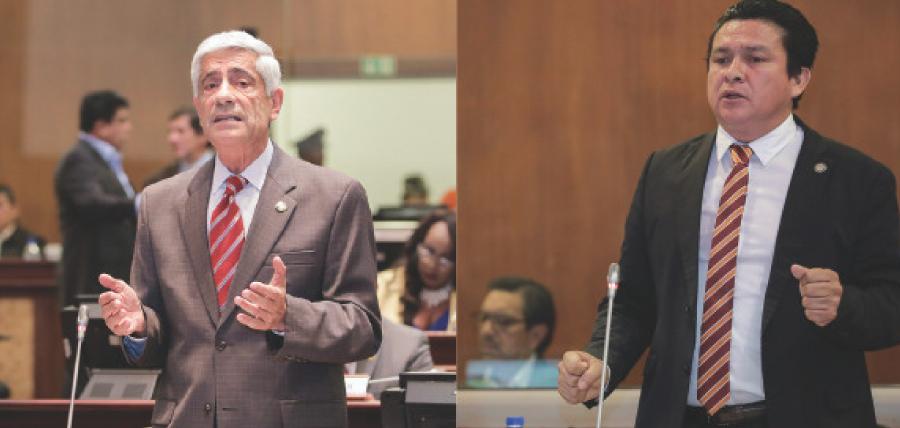 Alianza País intenta sancionar a asambleístas por denunciar actos de corrupción