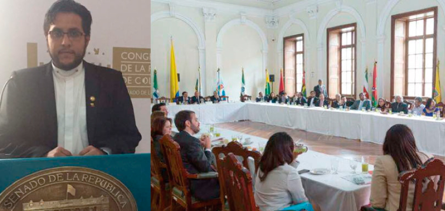 CREO participa en el VII Encuentro Liberal de bases políticas y movimientos sociales