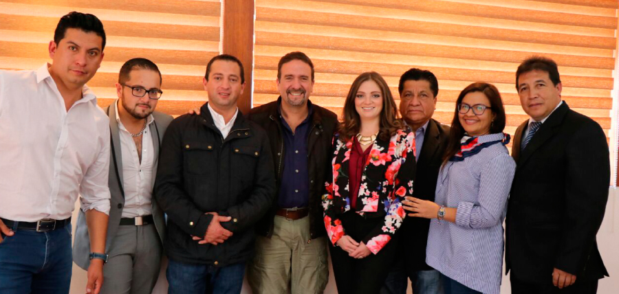 En Cuenca el Movimiento CREO planifica con la Directiva Provincial de Azuay el trabajo de fortalecimiento territorial