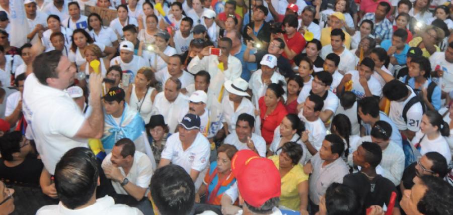 CREO visita Azuay para fortalecer su estructura y posesionar directivas