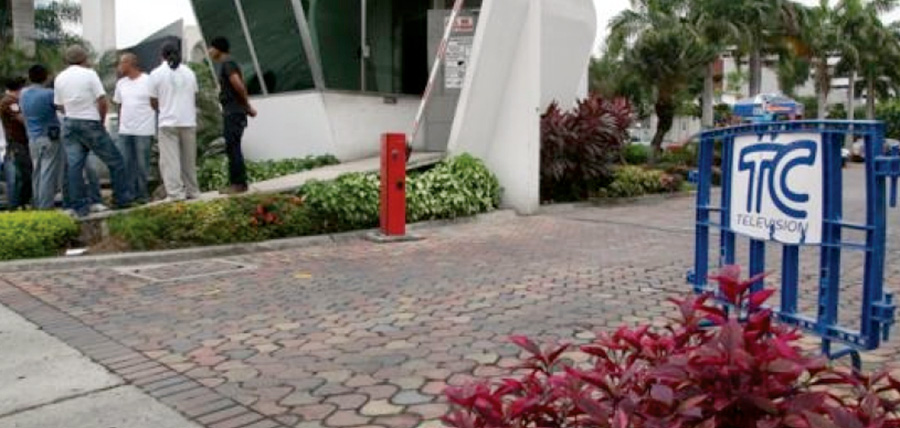 La década robada de Alianza País exterminó el 76% de las ganancias de TC