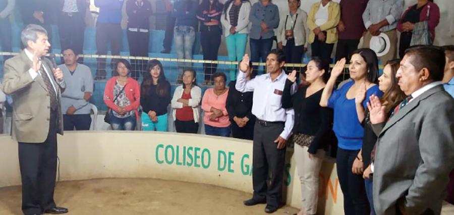 Movimiento CREO fortalece su estructura territorial en el Cantón Quilanga con miras al 2019