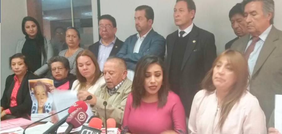 CAL resuelve juicio político de CREO contra Augusto Espinosa