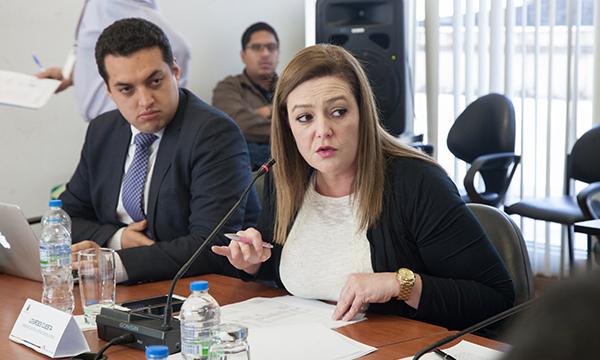 Lourdes Cuesta: Lo único que ha hecho la 'Ley Mordaza' es solapar.