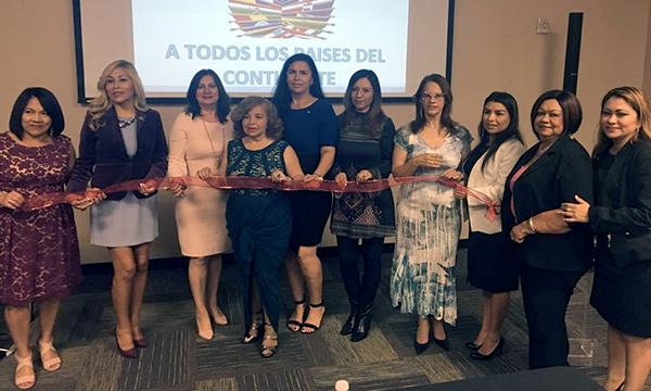 CREO participó en la Cumbre de Mujeres de América