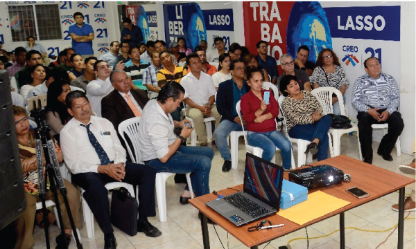 CREO y la Universidad Camilo José de Cela firmaron convenio para formación de jóvenes