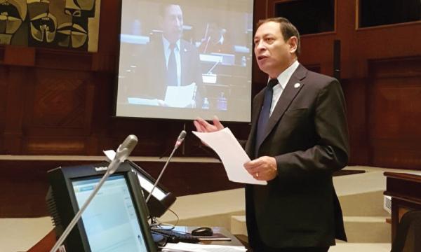 Alianza País impide acción contra norma inconstitucional que promueve la corrupción