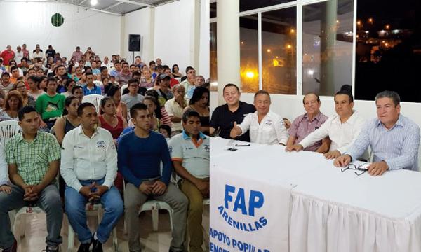 Arenillas fortalece el crecimiento de CREO en El Oro y se prepara para la Consulta Popular