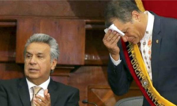 Según Moreno Correa es cómplice de corrupción, la Fiscalía sigue sin investigarlo por el caso de los medios públicos e incautados