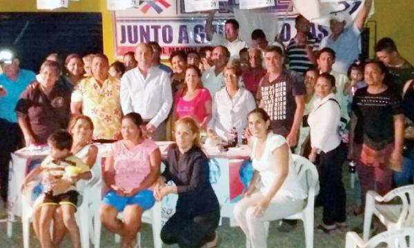 CREO Daule continúa el trabajo territorial en Guayas con miras a la Consulta Popular