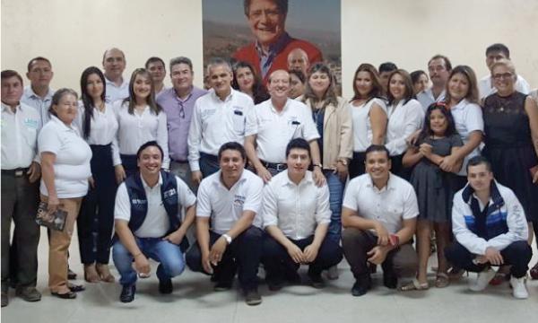 Desde Portovelo CREO El Oro continúa el crecimiento cantonal del movimiento a nivel nacional