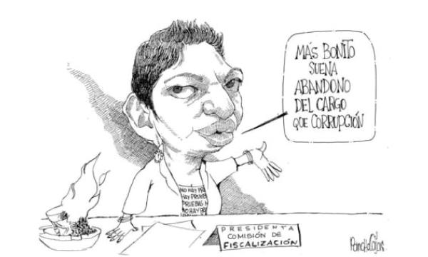 Facción Morenista de Alianza País bloquea Juicio Político a Glas