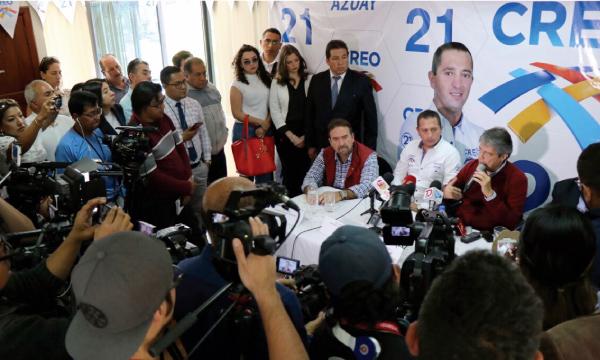 Desde Cuenca Lasso aclara que Correa no quiso dar la cara y aceptar el debate de Canal UNO