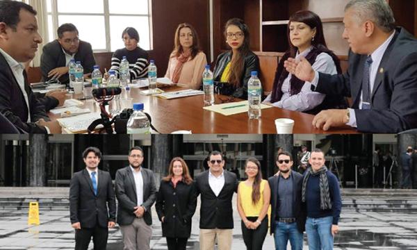 CREO en América Latina fortalece su trabajo por el SÍ en la Consulta Popular 2018