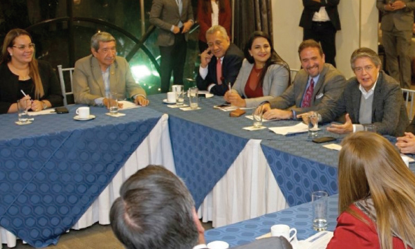 Bloque Legislativo planifica su agenda de acción política y fiscalización para las próximas semanas