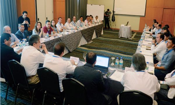 En Guayaquil CREO recibe a los 24 Presidentes Provinciales y del Exterior para fortalecer el trabajo político nacional