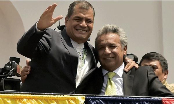 Morenistas y Correístas se unen bajo Alianza País para evitar la fiscalización en la Asamblea