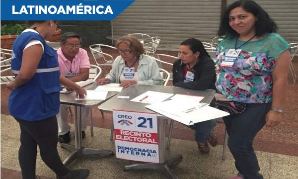 CREO Latinoamérica se une a las jornadas electorales en el exterior y elige su directiva