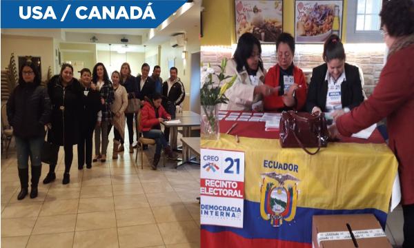 CREO EEUU/Canadá realizó sus elecciones internas y definió su liderazgo político