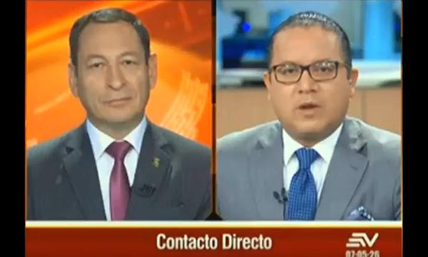 Carrión presentó denuncia en la Fiscalía para que se investigue la supuesta manipulación de videos del 30S