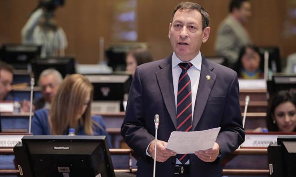 Asambleísta de CREO pide cambios en la Ley para combatir la corrupción y evitar la impunidad