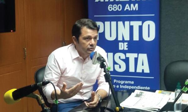 Francisco Jiménez: pondremos los mejores cuadros en las seccionales