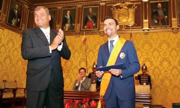 La OEA premia al responsable del fraude, con un cargo para observar las elecciones de América Latina