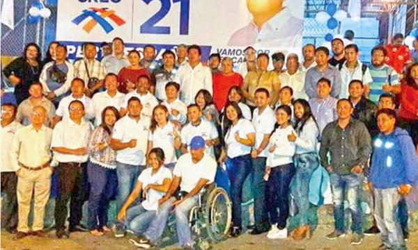 Desde Santa Elena una vez concluida la Consulta continúa el trabajo político con miras al 2019