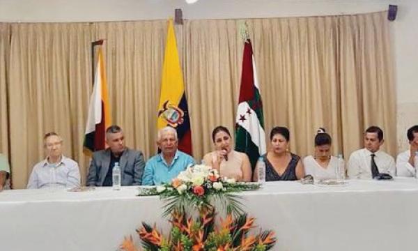 Asambleísta de CREO presenta su rendición frente a los ciudadanos de la Provincia de Manabí