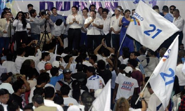 CREO Guayas  consolida  su trabajo en  Durán y  fortalece  sus bases
