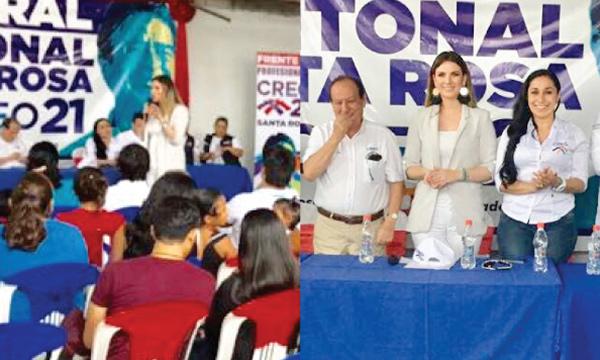CREO El Oro recibe a Asambleísta y fortalece su estructura territorial en la provincia