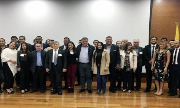 Movimiento CREO invitado a foro internacional de política liberal de Colombia