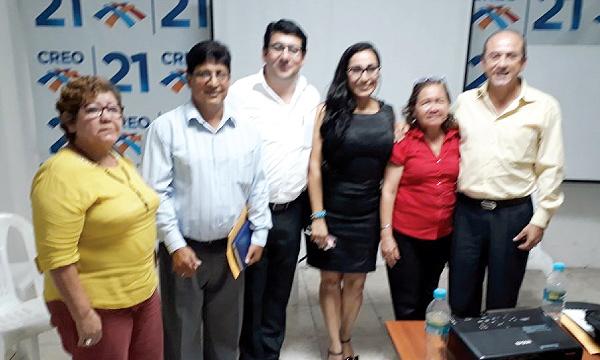 CREO Guayas continúa la capacitación a su dirigencia territorial en comunicación política