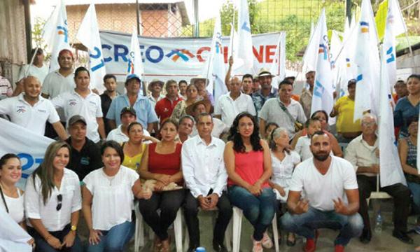 CREO Chone apoya el crecimiento en Manabí y fortalece sus bases territoriales