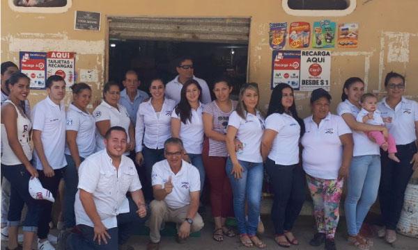 En Portovelo CREO fortalece su estructura parroquial de Morales en la provincia de El Oro
