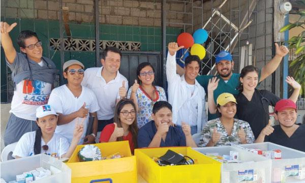 En Pascuales continúan las brigadas médicas del programa social de CREO Guayaquil