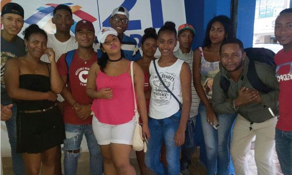 En Esmeraldas la Directiva del Frente de Jóvenes programa su trabajo político para el 2019