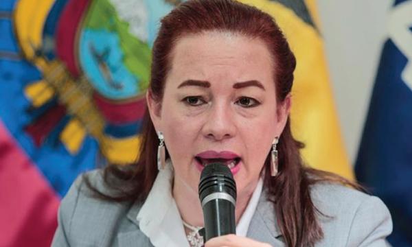Para la Canciller Espinosa el Ecuador no es un país particularmente afectado por la corrupción