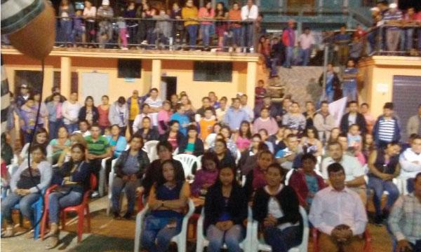 En la Parroquia San Antonio de Paltas CREO Loja consolida el trabajo político territorial