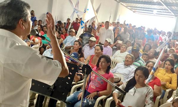 Desde Pindal CREO acelera su trabajo electoral de Loja con miras al 2019